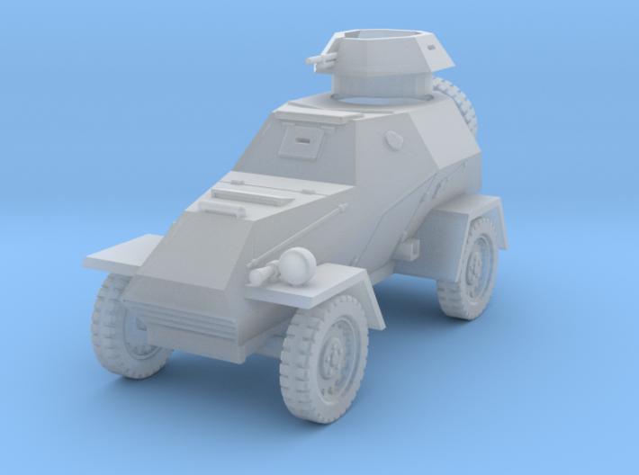 PV101D BA-64B Armored Car (1/144) 3d printed