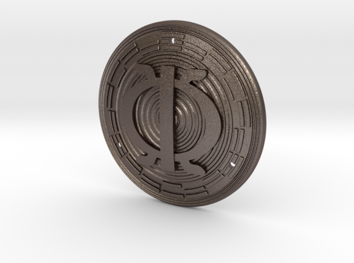African Talisman for Perseverance 3d printed