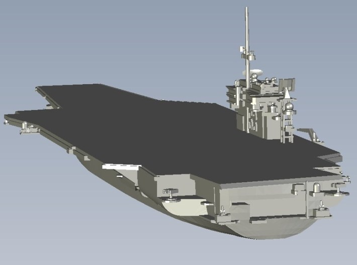 1  3000 scale uss kitty hawk cv