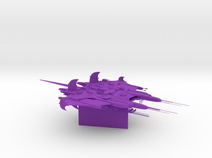 Centauri - Primus Battle Cruiser 3d printed