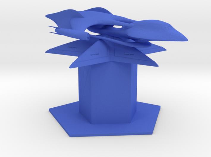 ISA - Bluestar (2 x / 1.39 y / 1.208 z) 3d printed