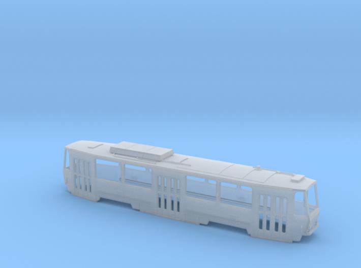 Tatra T6A5 N [body] 3d printed