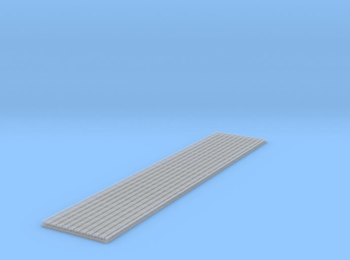 Weld beads 0.7mm 3d printed