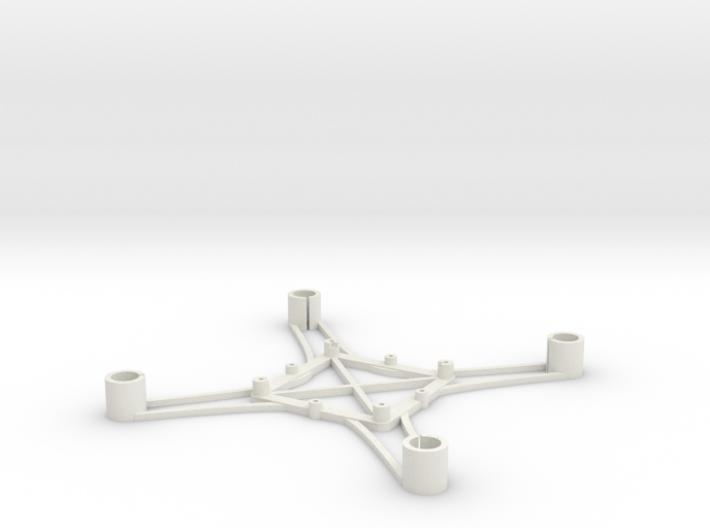 ST_drone_frame_v1_r6_btm_t2020+ 3d printed