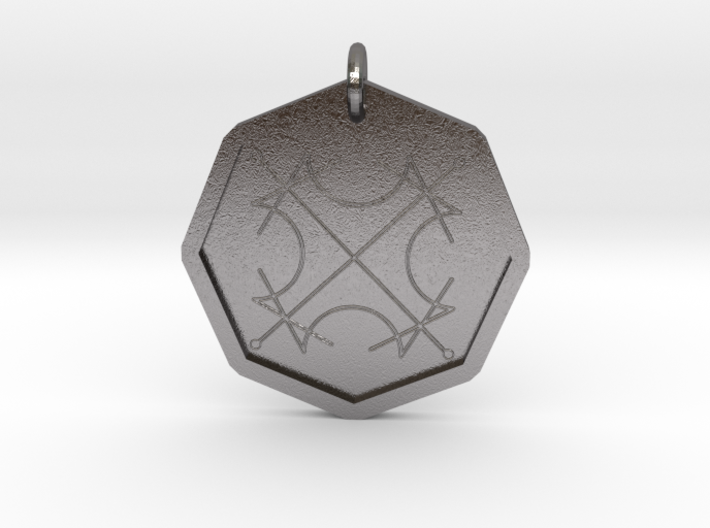 Seal of the Sun 3d printed