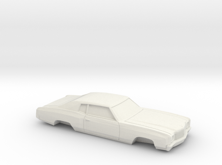 1/32 1970 Chevy Monte Carlo 3d printed