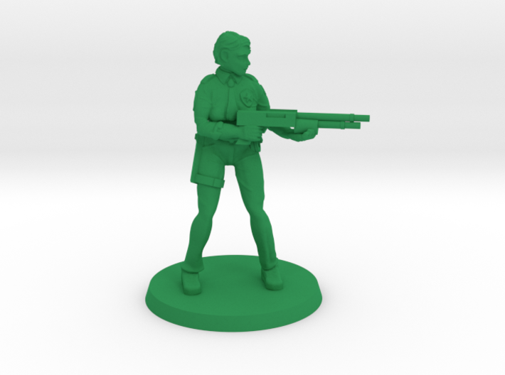 Constable Istrid 2 3d printed