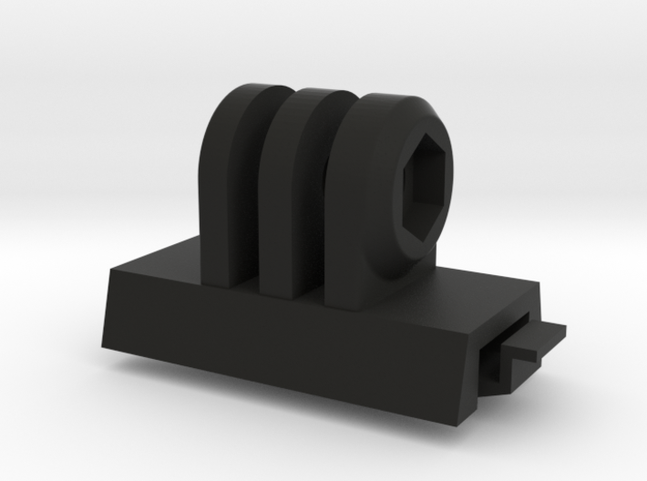GoPro ACH-ARC Mount Adapter (Side Tilting) 3d printed