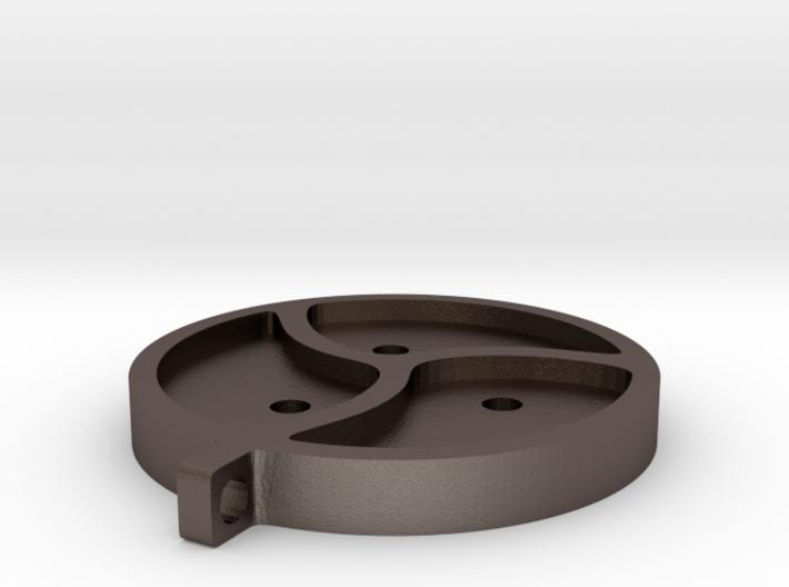 Triskelion Charm 3d printed