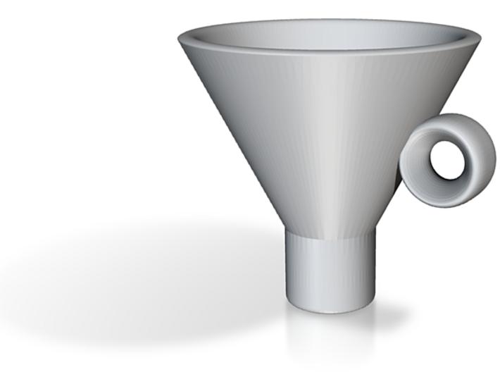 Espresso Cup Paris (Beams Series) 3d printed