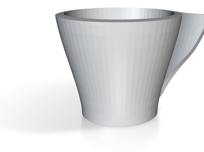 Espresso Cup Sevilla (Beams series) 3d printed