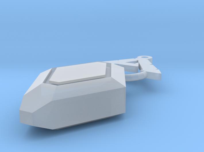 Ark Survival keychain 3d printed
