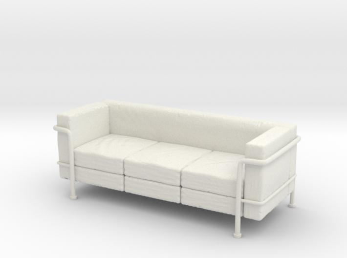 Printle Thing Sofa 03 - 1/24 3d printed