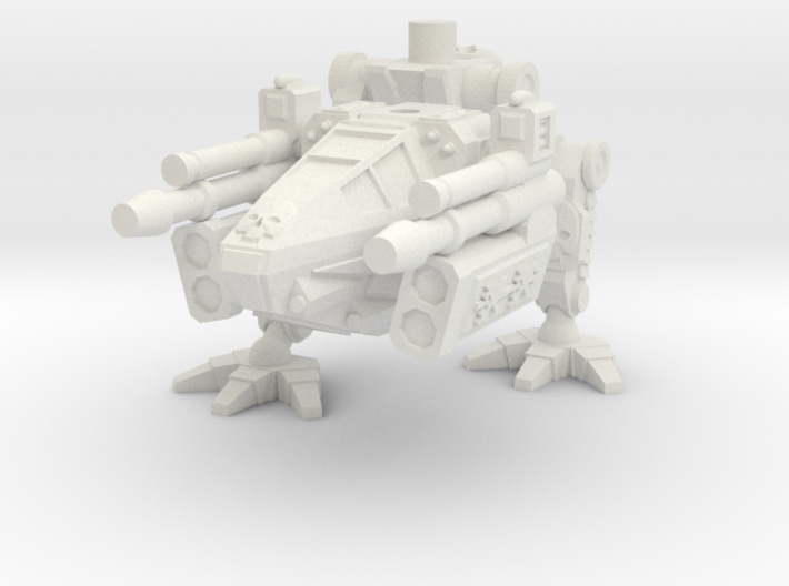 MG144-Aotrs18 Storm Cleaver Assault Strider 3d printed