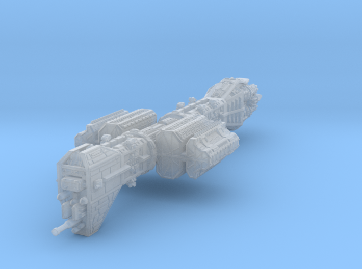 EA Omega Destroyer Hope Scale 3d printed