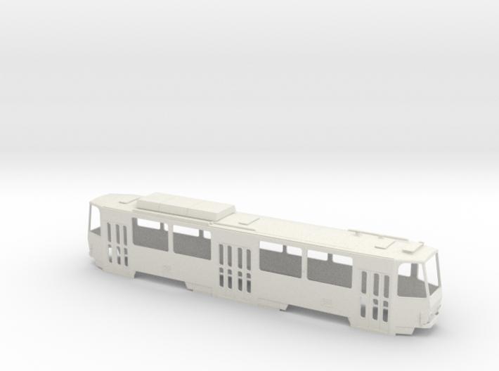Tatra T6A2 0 Scale [body] 3d printed 1/48