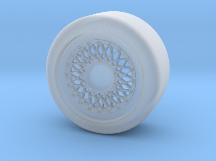 M3 DTM Wheel #3 3d printed