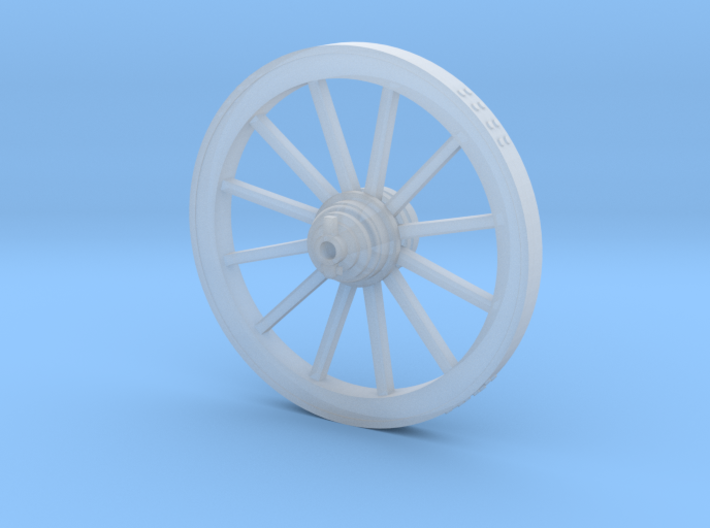 W00 Wurttemberg Artillery big_wheel 3d printed