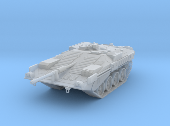 MV16B Strv 103B (1/100) 3d printed