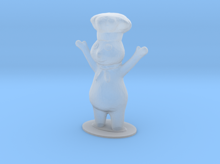 Dough Boy (S) 3d printed