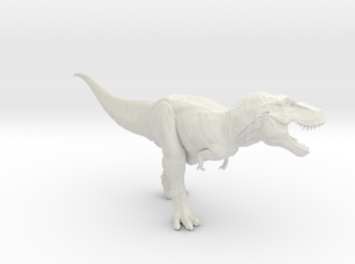Tyrannosaurus Rex 1/40 DeCoster WSF 3d printed