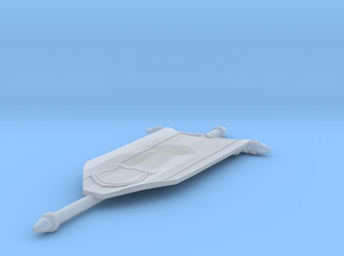 Blank Banner V6- Banner 02 mk4 3d printed