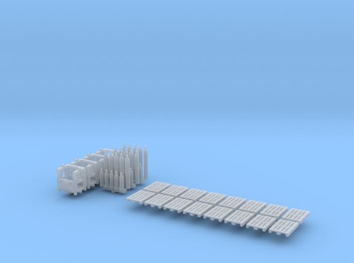 SET Cargo (TT 1:120) 3d printed