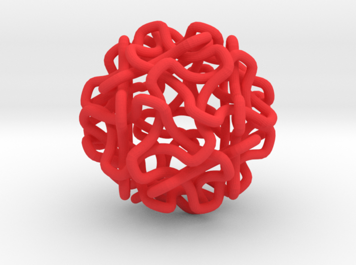 Infinity Orb 3d printed