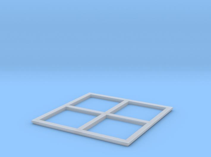 H9061 - Betonplattenform (H0 1:87) 3d printed