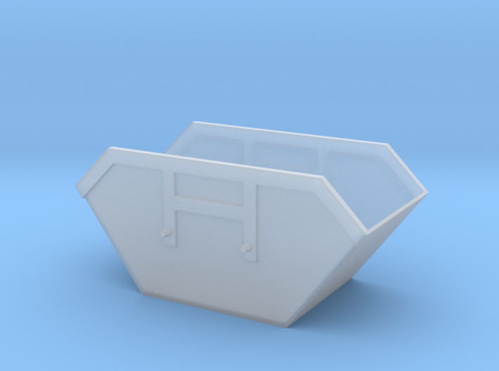 1/87 Container1_10 3d printed
