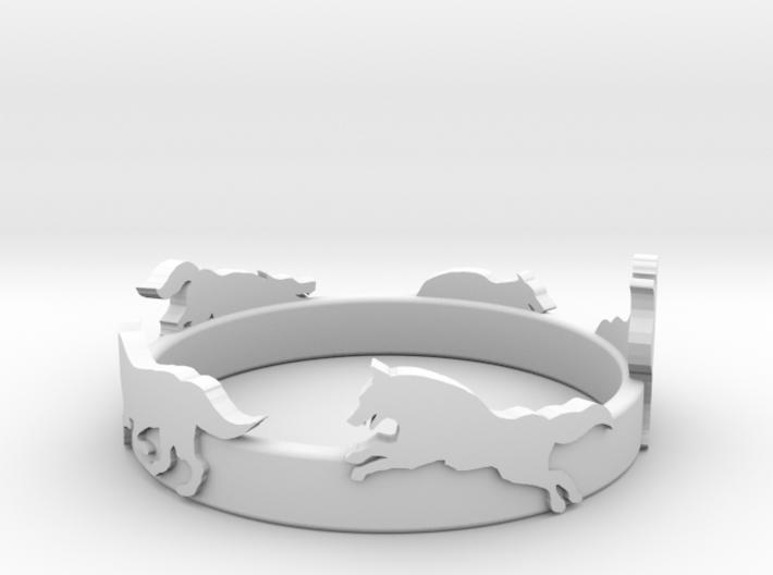 R_Wolves_US9,5 3d printed