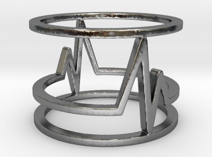 Beat-Ring 3d printed