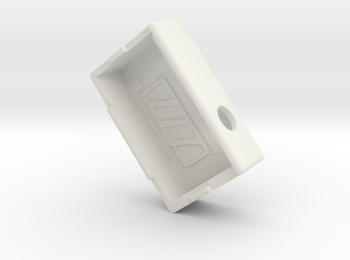 Kmods Empire squonker 3d printed