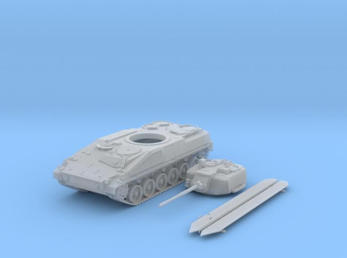 1/72 German Marder 2 Infantry Fighting Vehicle 3d printed