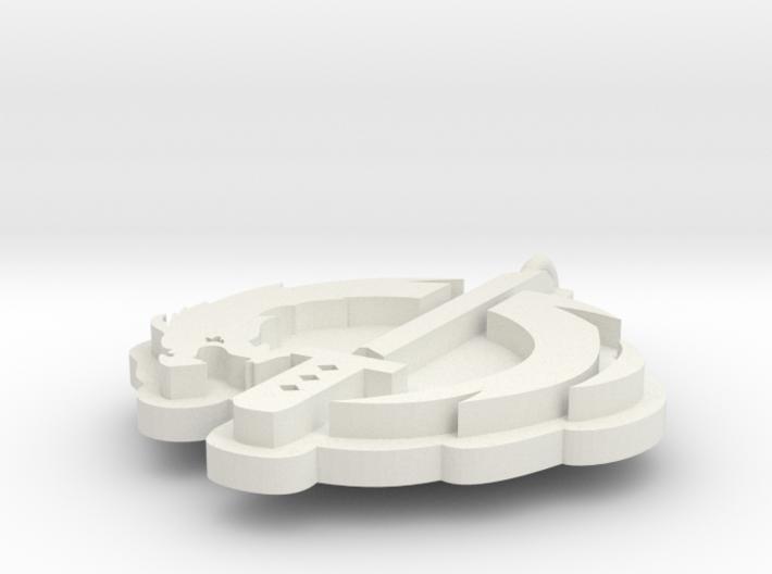 Overwatch Gengi Logo 3d printed