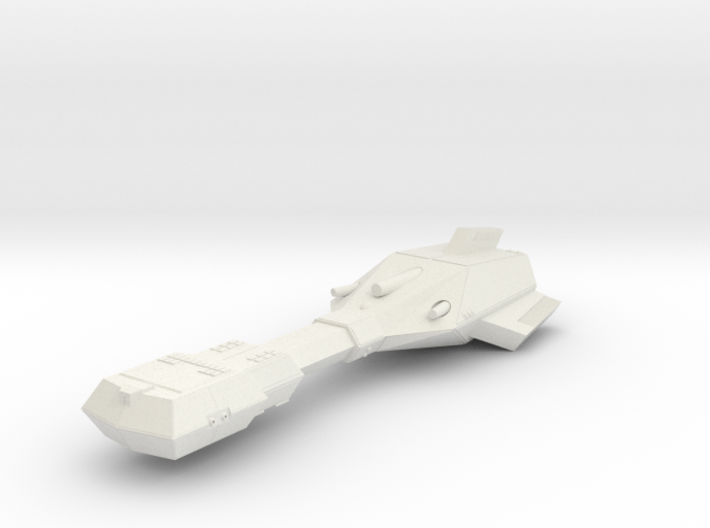 3125 Scale Trobrin Deep Space Dreadnought (DSN) MG 3d printed
