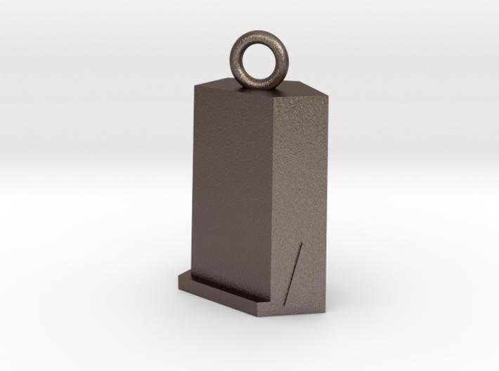 Bruder Klaus Kapelle/ Chapel 25mm + Loop 3d printed