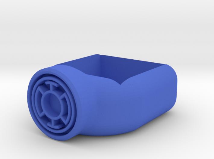 Blue Lantern Corps Chalk Holder 3d printed