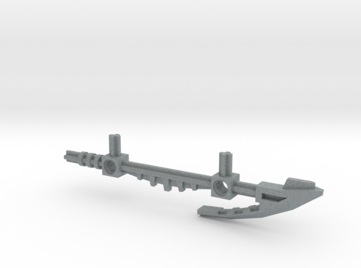Bionicle staff (Whenua, set form) (JCFNJYQKU) by meliug_ocan