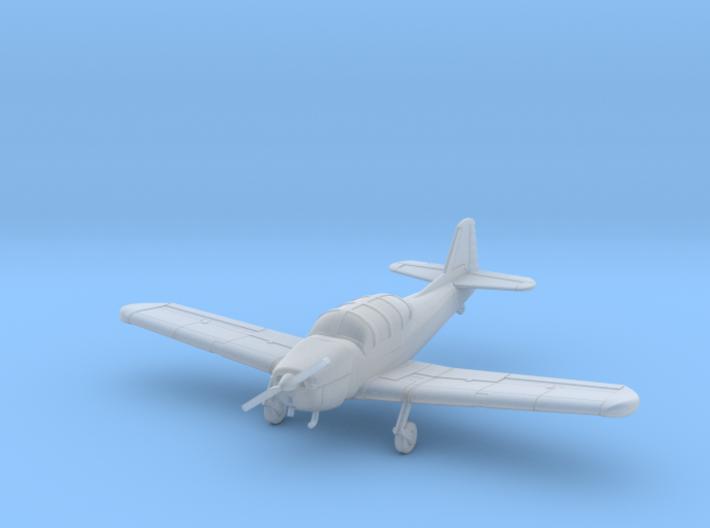026C Fokker S11 1/200 FUD 3d printed