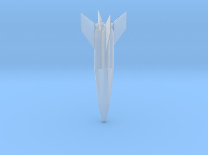 "NOTS-EV-1 ""Pilot"" (""NOTSNIK"") Launcher 3d printed"