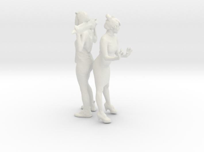 Printle C Tween 001 - 1/32 - wob 3d printed
