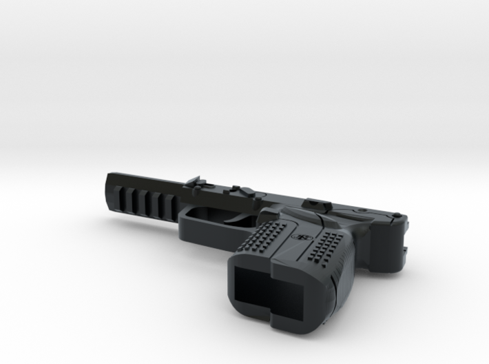 1:6 scale FN Five-seven lower 3d printed