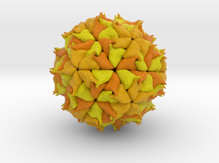 Nodamura Virus 3d printed