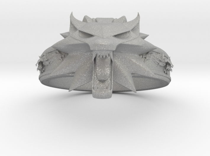 The Witcher Ring 3d printed