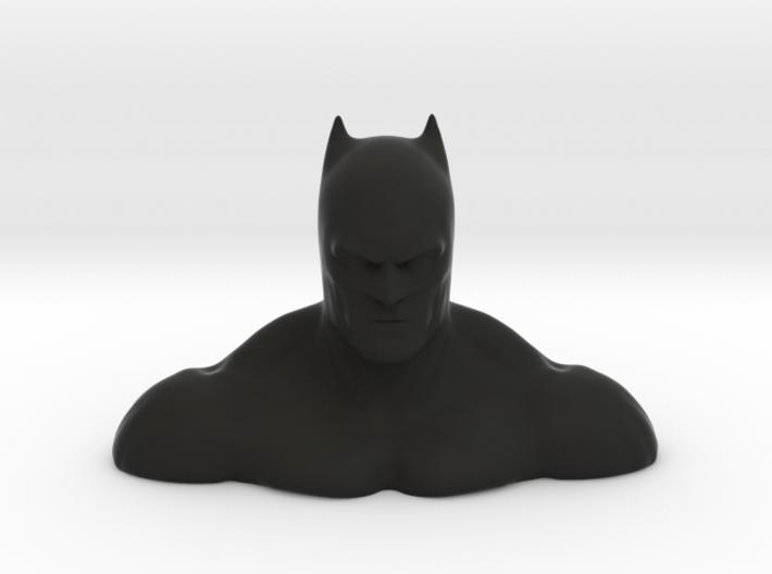 Non-scale John Jonmes' Batman Bust 3d printed