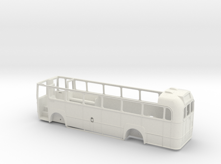 1:43 London Transport RF Bus-Central Area Body 3d printed