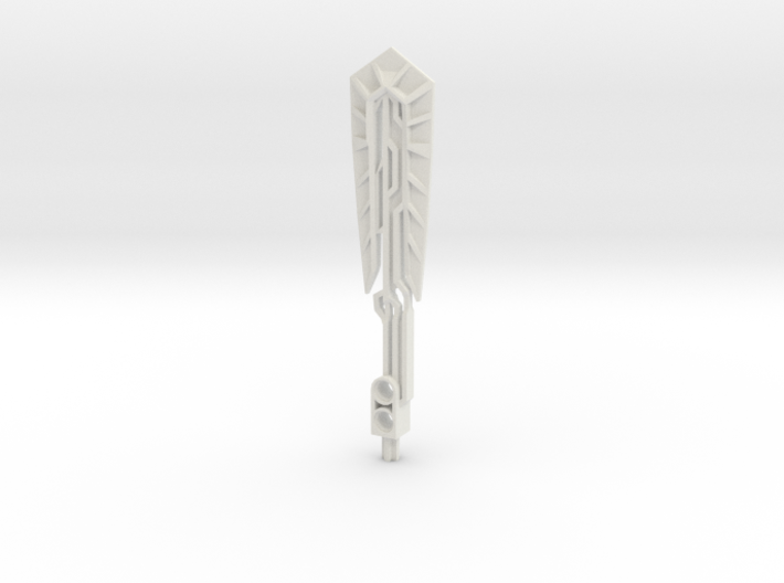 Bionicle Skull weapon 3d printed