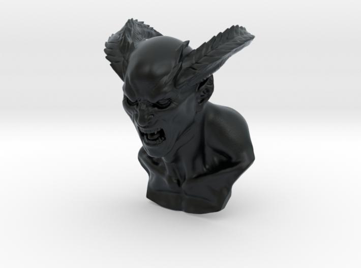 Screaming Demon 3d printed
