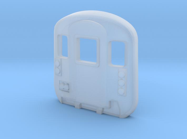 N Gauge Mk 2 DBSO 3d printed